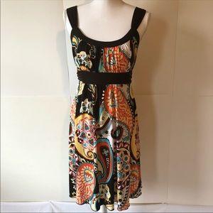 LaBelle dress womens sleeveless size large